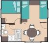 plan cabane de berger