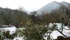 soussouéou neige vue l azerque