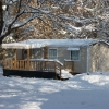benou sous la neige