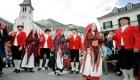 fête traditionelle laruns