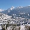 laruns sous la neige